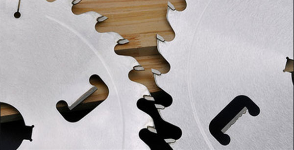 hojas de sierra de mesa